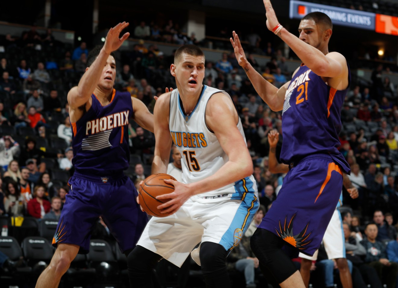 unique skill set of denver nuggets nikola jokic turning heads it will be hard for nikola jokic to draw a more favorable comparison this season than the one presented by hall of fame point guard isaiah thomas two weeks