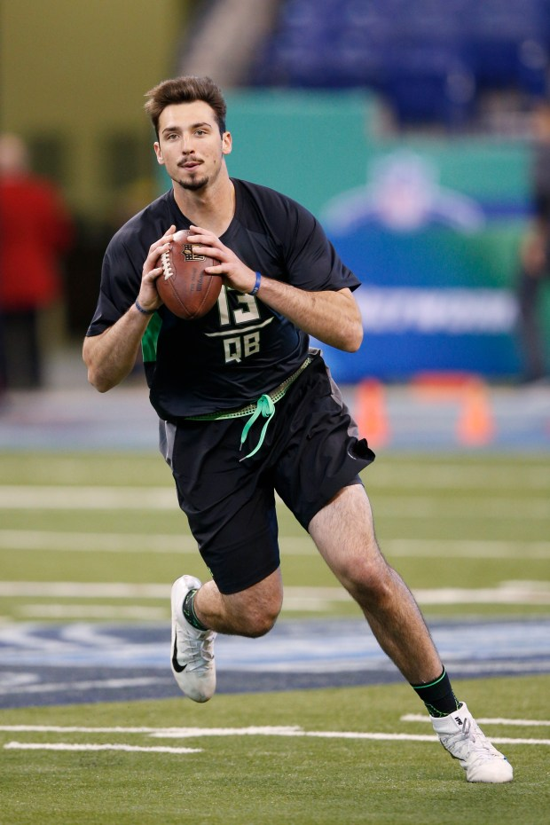 Broncos head to NFL scouting combine with familiar to-do list