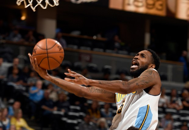 Denver Nuggets guard Will Barton