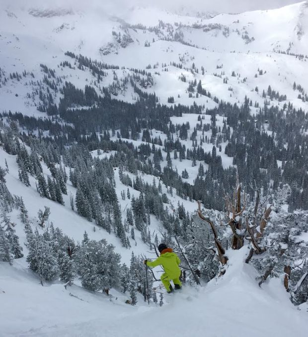 Denver News I 70 Avalanche: Colorado, I Love You, But My Favorite Place To Ski Is In