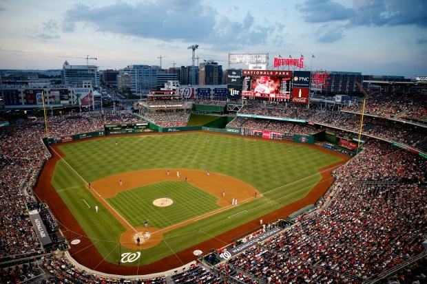 The Camden Yards Effect A Close Look At 25 Years Of New Ballparks The Denver Post