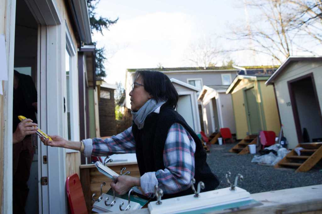 Temporary Tiny House Community In RiNo Could Help Shelter