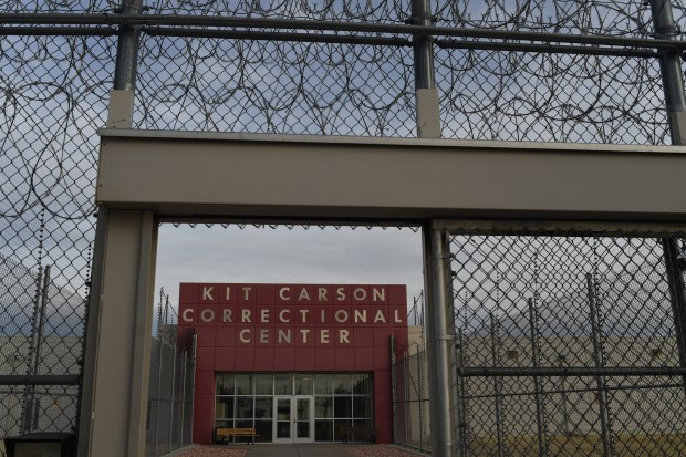 Kit Carson Correctional Facility remains empty in Burlington, Feb. 10, 2017. Over a hundred jobs were lost when Kit Carson Correctional Facility in Burlington closed its doors.
