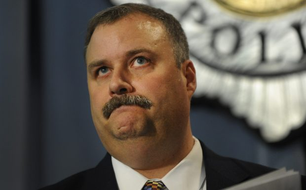 Denver Police Department Lt. Matt Murray