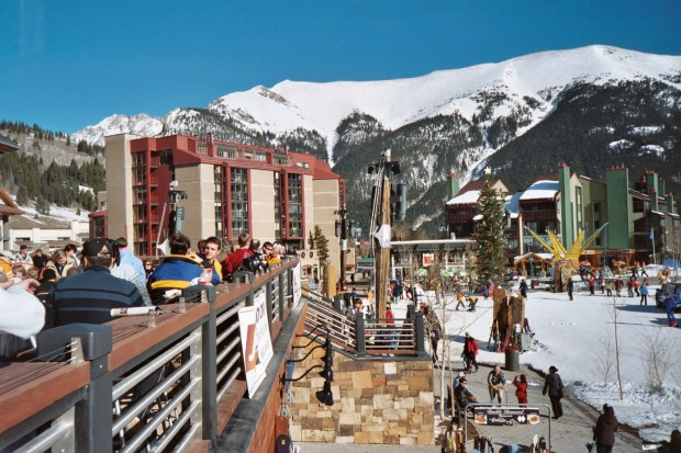 Copper mountain resort is officially getting an alpine for Copper village