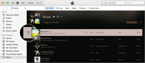 Missing music on iTunes? Tips on finding those lost songs