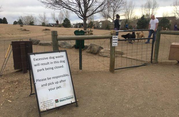 Highlands Ranch's Hound Hill dog park