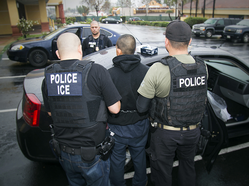 ICE arrests 82 people during 5-day operation in VA, DC