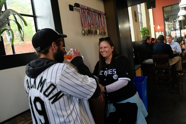Coors Field's effect on Denver Beer scene.
