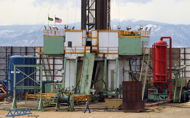 A rebound in oil prices is spurring increased drilling in Colorado.
