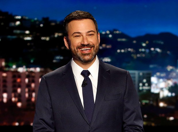 Late-night TV host Jimmy Kimmel turned his show's monologue on May 1 into an emotional recounting of his newborn son's health crisis.