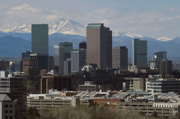 In a survey released in April by Colorado Mesa University, over 50 percent of respondents living in the Denver metro region rate their local economy as excellent or very good, compared to only 20 percent on the Western Slope.