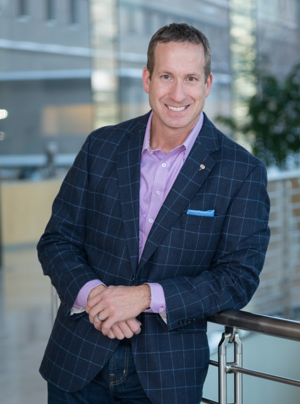 Adam Contos will work as co-CEO ...