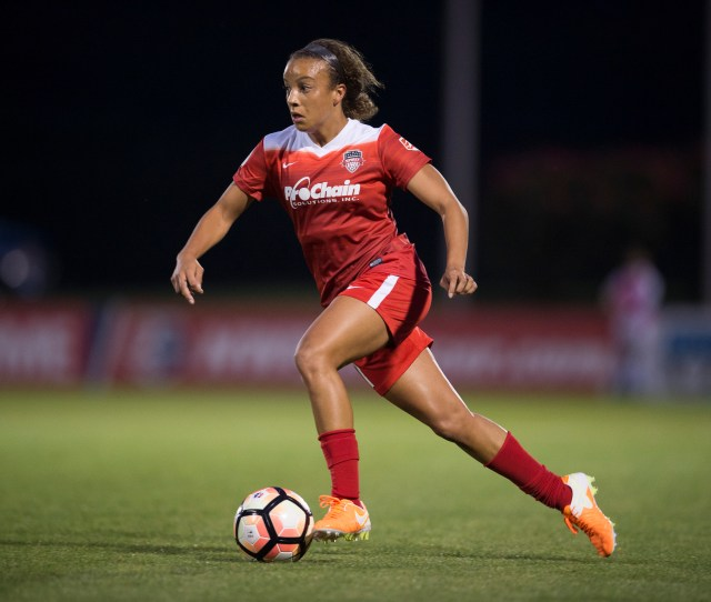 Kiszla Can Mallory Pugh Be The Star That Propels Womens Pro Soccer To The Big Time In Usa
