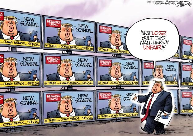 newsletter-2017-05-22-wall-of-trump-news-cartoon-beeler