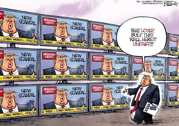 newsletter-2017-05-22-wall-of-trump-news-cartoon-beeler