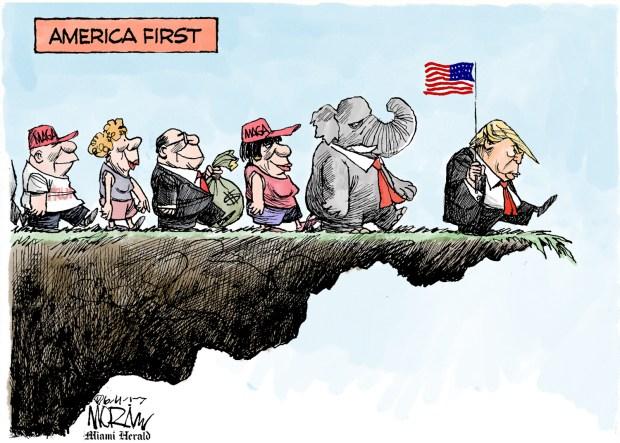 newsletter-2017-06-05-trump-america-first-cartoon-morin