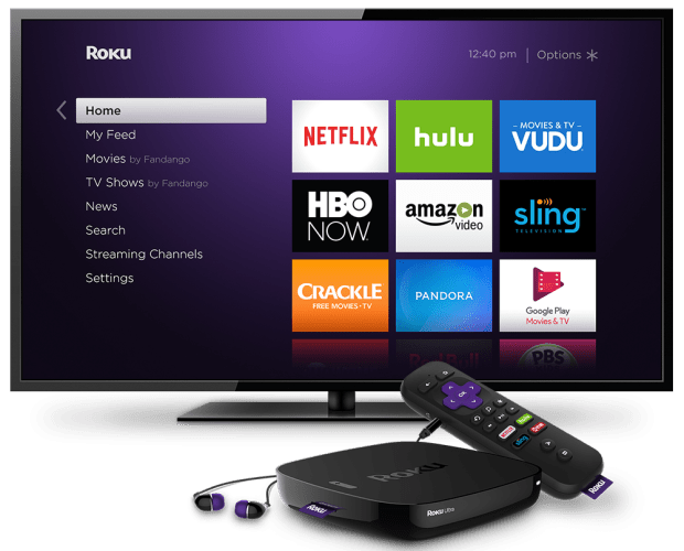 Roku Ultra is a player that's fully loaded and can deliver powerful HD, 4K up to 60 fps and HDR streaming.