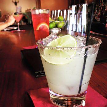 A margarita from Secreto. (Brittany Anas, Special to The Denver Post)