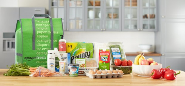Amazon's grocery delivery service, AmazonFresh, is now available in the Denver area.