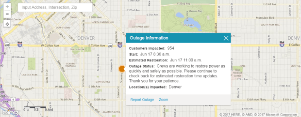 Xcel Energy outage leaves nearly 1,000 in Capitol Hill without power ...
