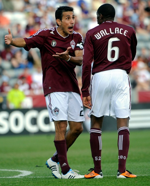 Mastroeni and Wallace
