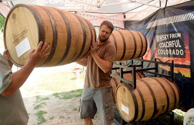 Craft distillers -- such as Spirit Hound Distillers in Lyons -- pay six times as much in federal excise tax as craft brewer and 17 times as much as boutique vintners for the same amount of beverage. The Craft Beverage Modernization and Tax Reform Act, which has bipartisan support in Congress, seeks to address that imbalance.