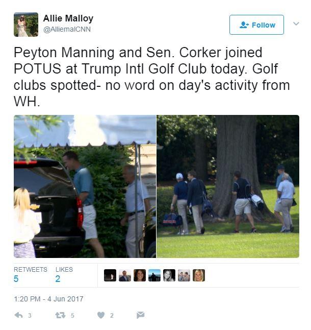 peyton golfing 1