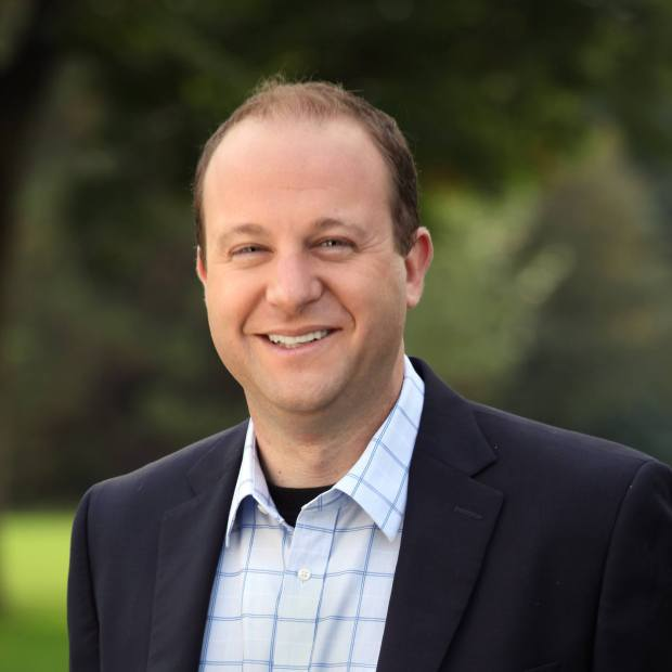 Jared Polis, candid for U.S. House ...