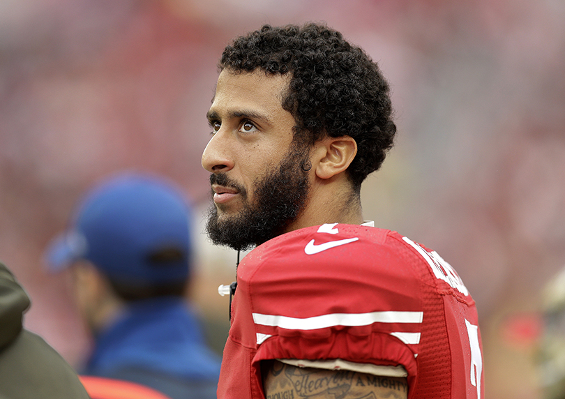 Does Mike Vick have a point about Kaepernick's hair?