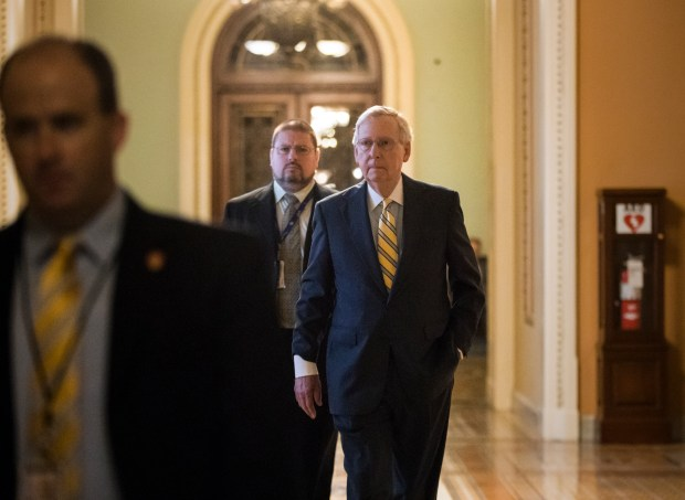 Mcconnell S New Health Bill Contains Plan Sought By Sen Cruz The Denver Post