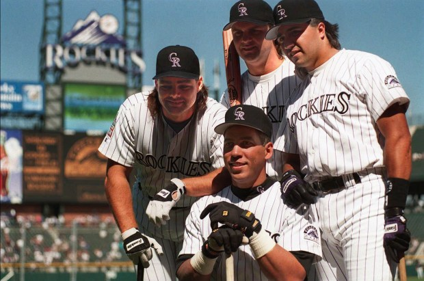 The Blake Street Bombers at Coors ...