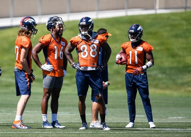 Broncos receivers