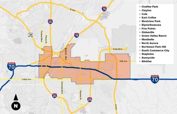 I-70 jobs area