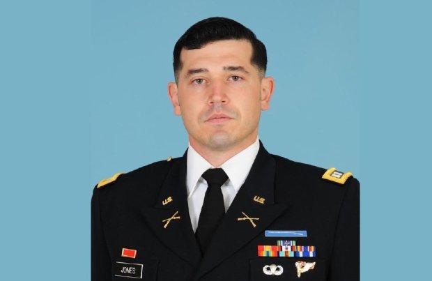 Capt. Patrick S. Jones