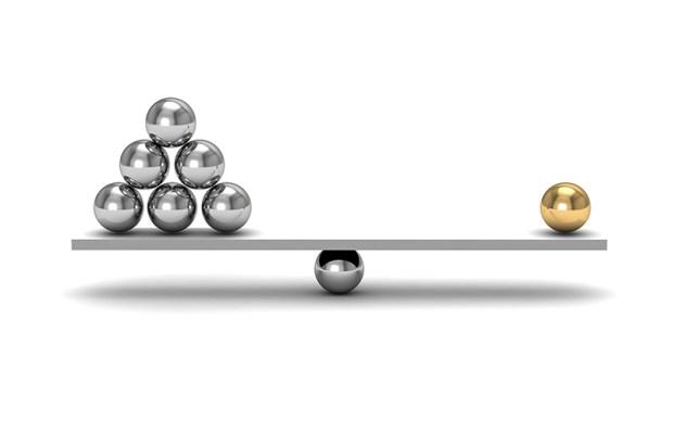 inequality column