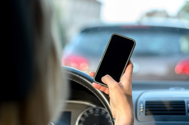 texting driving letter photo