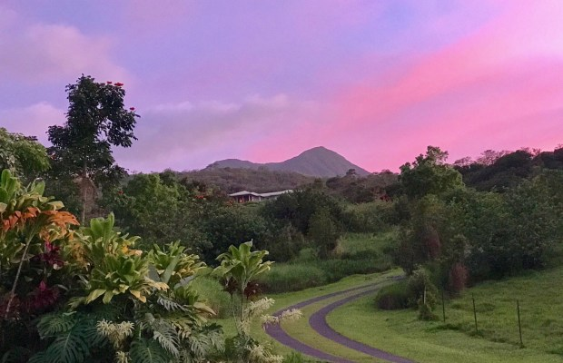 Haleakala National Park: Located near the Haleakala National Park and the National Tropical Botanical Garden at Kahanu, the contemporary island retreat is listed at $4,999,000.