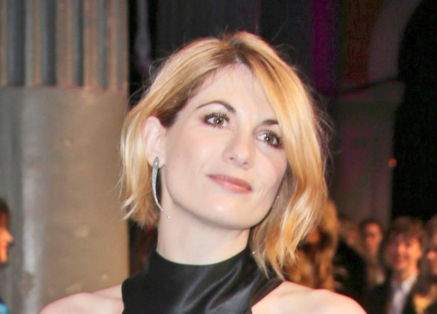 "British actress Jodie Whittaker will be the next star of the long-running science fiction TV series ""Doctor Who."" She is the first woman to take the title role."