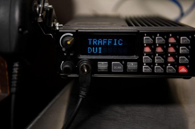 A Denver Police Traffic Operations Bureau ...