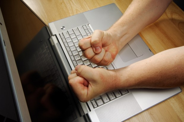 mcardle online mobs column