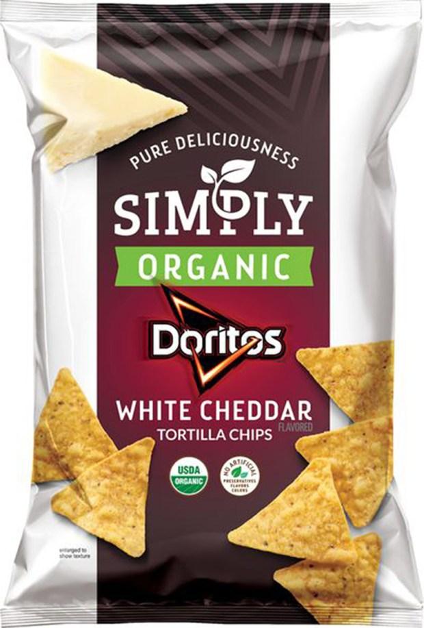 Simply Organic Doritos. ...