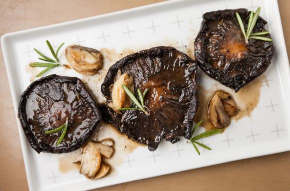 This may become your new favorite way to cook portobello mushrooms
