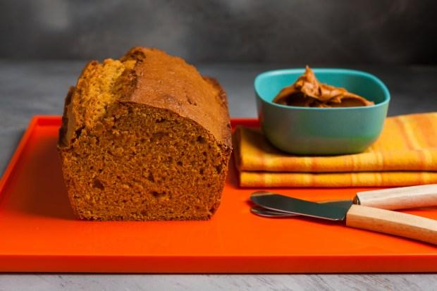 Pumpkin Spice Cake. ...