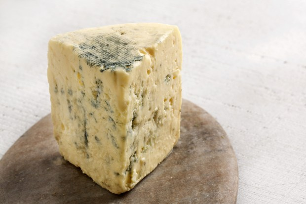 Smokey Blue cheese from Rogue Creamery ...