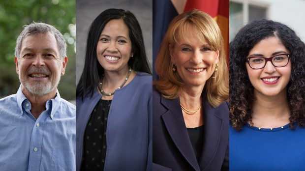 The Denver Post is endorsing Mike Johnson, Rachele Espiritu, Barbara O'Brien and Angela Cobián in this year's Denver School Board election.