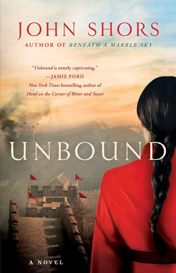 """""""Unbound"""" by John Shors"""