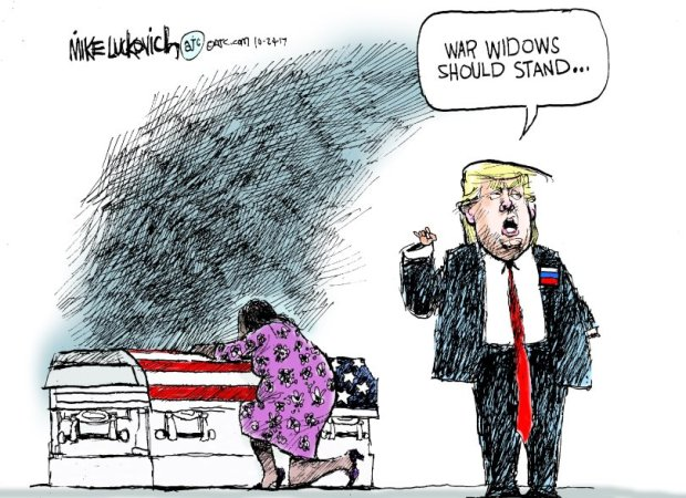 newsletter-2017-10-30-trump-condolence-calls-cartoon-luckovich