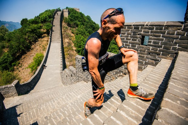 Created in 1999, the Great Wall Marathon attracts 2,500 runners from around the world, all wanting to tackle China's iconic landmark in this challenging event held every year on the third Saturday in May.