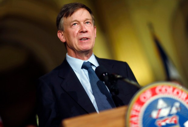 Gov. John Hickenlooper's budget proposal for 2018-19 calls for retirees and current public employees to shoulder the crux of forthcoming changes to the Colorado Public Employees' Retirement Association pension fund.